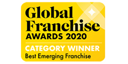 Logo Global Franchise Award - naslovna 260x130